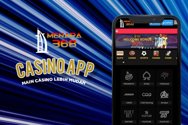 Download APP Situs Menara368 Game Slot Online Indonesia