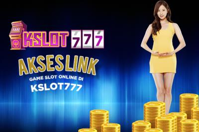 Link Alternatif Situs KSlot777 Game Slot Online