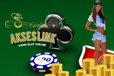 Link Alternatif di Situs Game Slot Online Cobra33