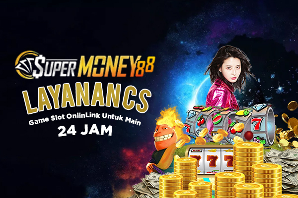 Customer Service Live Chat 24 Jam di Situs Game Slot Online SuperMoney88
