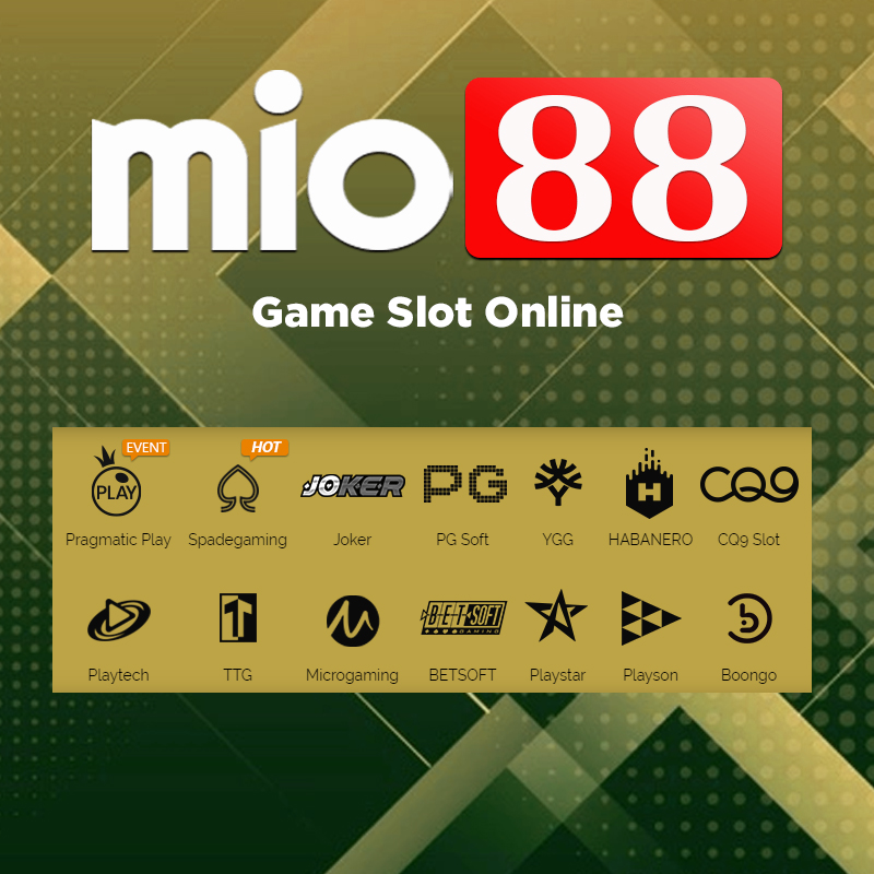 Mio88 List Game Slot Online